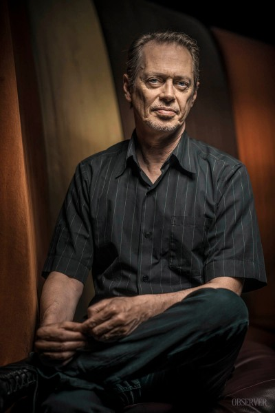 Photo of Steve Buscemi by Dave Moser for New York Observer