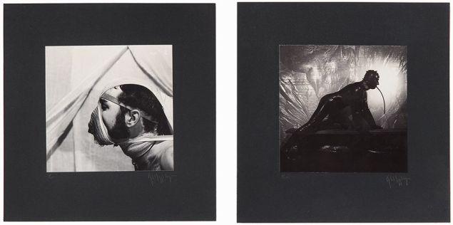 Lot #70, Robert Mapplethorpe, X Portfolio, (1978). (Photo: Auctionata)