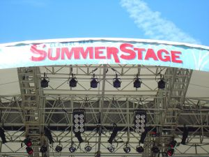 SummerStage takes place in Central Park. (Mic to Mic/Flickr)