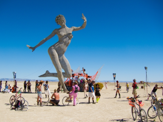 The festival originated in the Bay Area. (Photo: Flickr/Geoff Stearns)