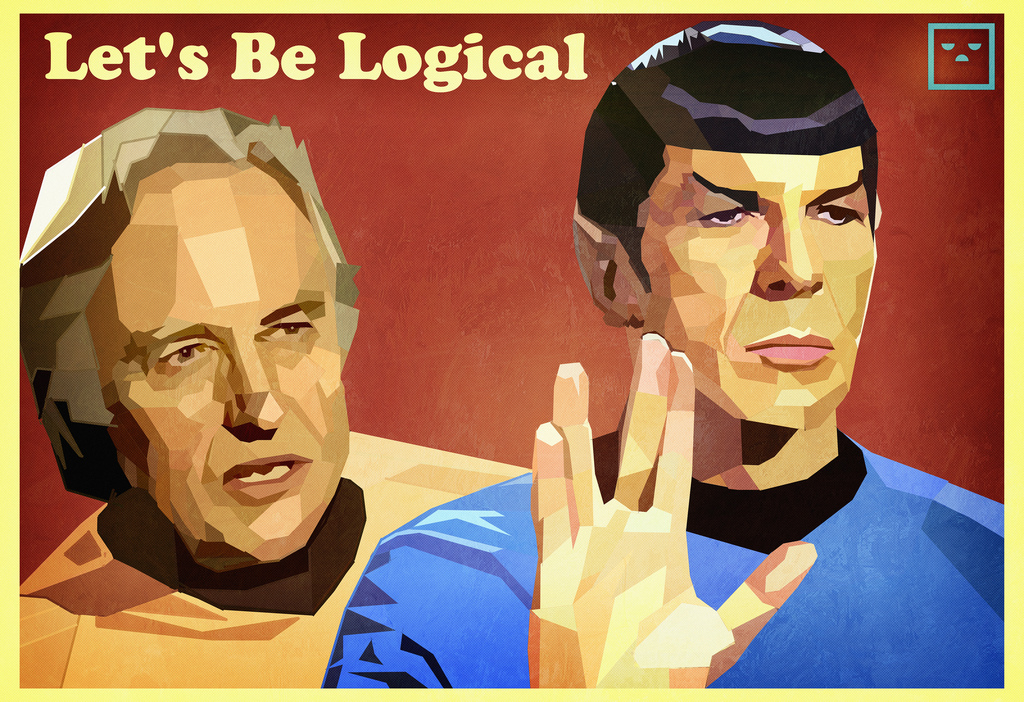 Spock says that any disagreement with this article is illogical. (Photo: Surian Soosay/Flickr)