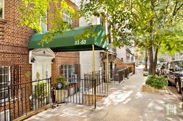 51-53 East 73rd Street was once called home by Grace Kelly and Harry Belafonte. (StreetEasy)