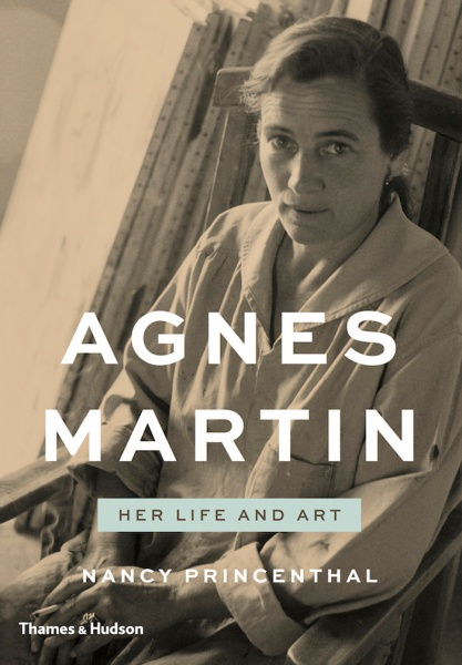 Agnes Martin: Her Life and Art by Nancy Princenthal. (Photo: Courtesy Thames & Hudson)