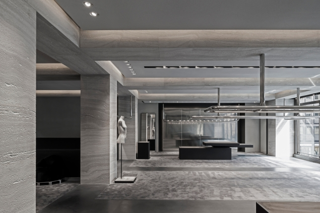 The new store (Photo courtesy of Alexander Wang)