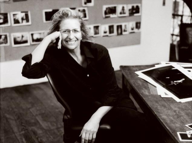 Annie Leibovitz, New York City, (2004). (Photo: © Annie Leibovitz)
