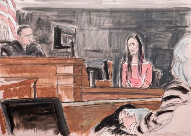 CANNIBAL COP WIFE ON STAND (1)