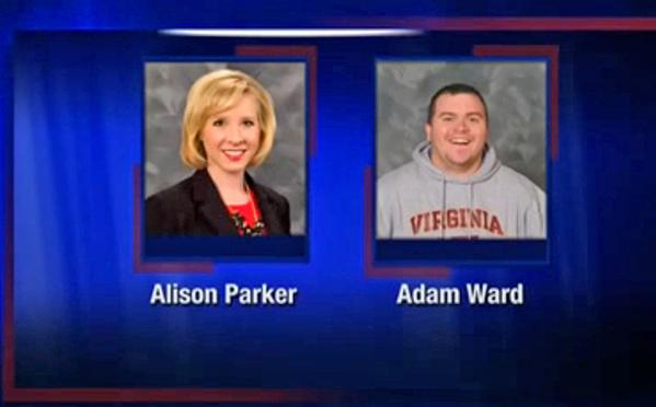 Journalists Alison Parker and Adam Ward were allegedly killed by a former employee who tweeted about his crime before killing himself. (Photo: Twitter)