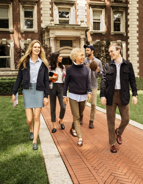 Cole Haan Fall 2015 (Photo: Courtesy)