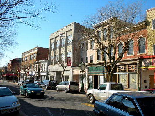Downtown Bridgeton