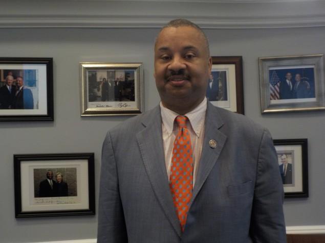 Congressman Donald Payne Jr. (D-10)