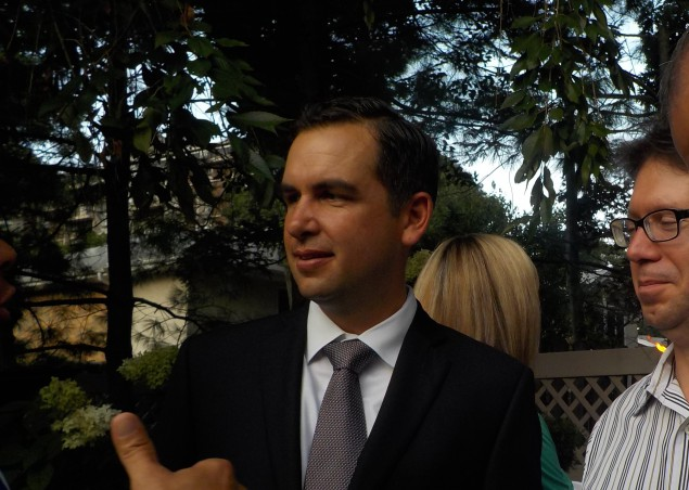 Jersey City Mayor Fulop.