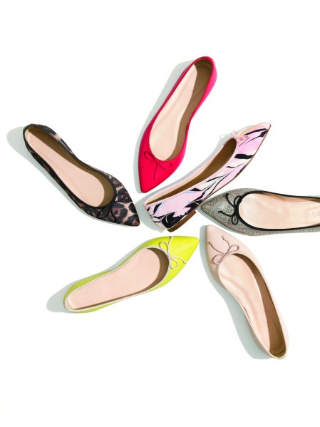 J. Crew's fall shoes (Photo: Courtesy)