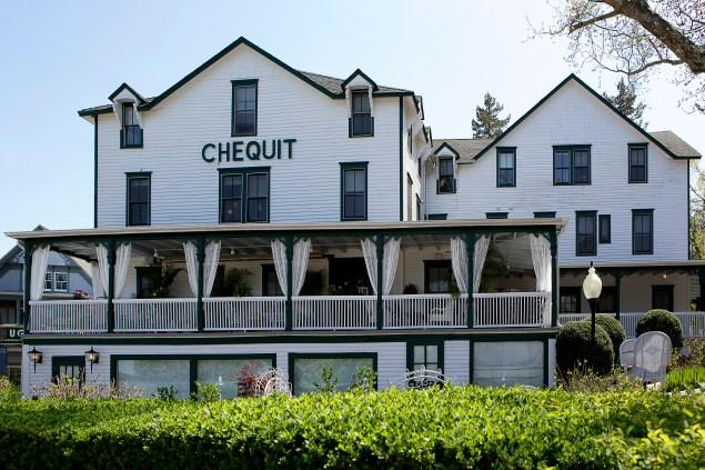 The Chequit.