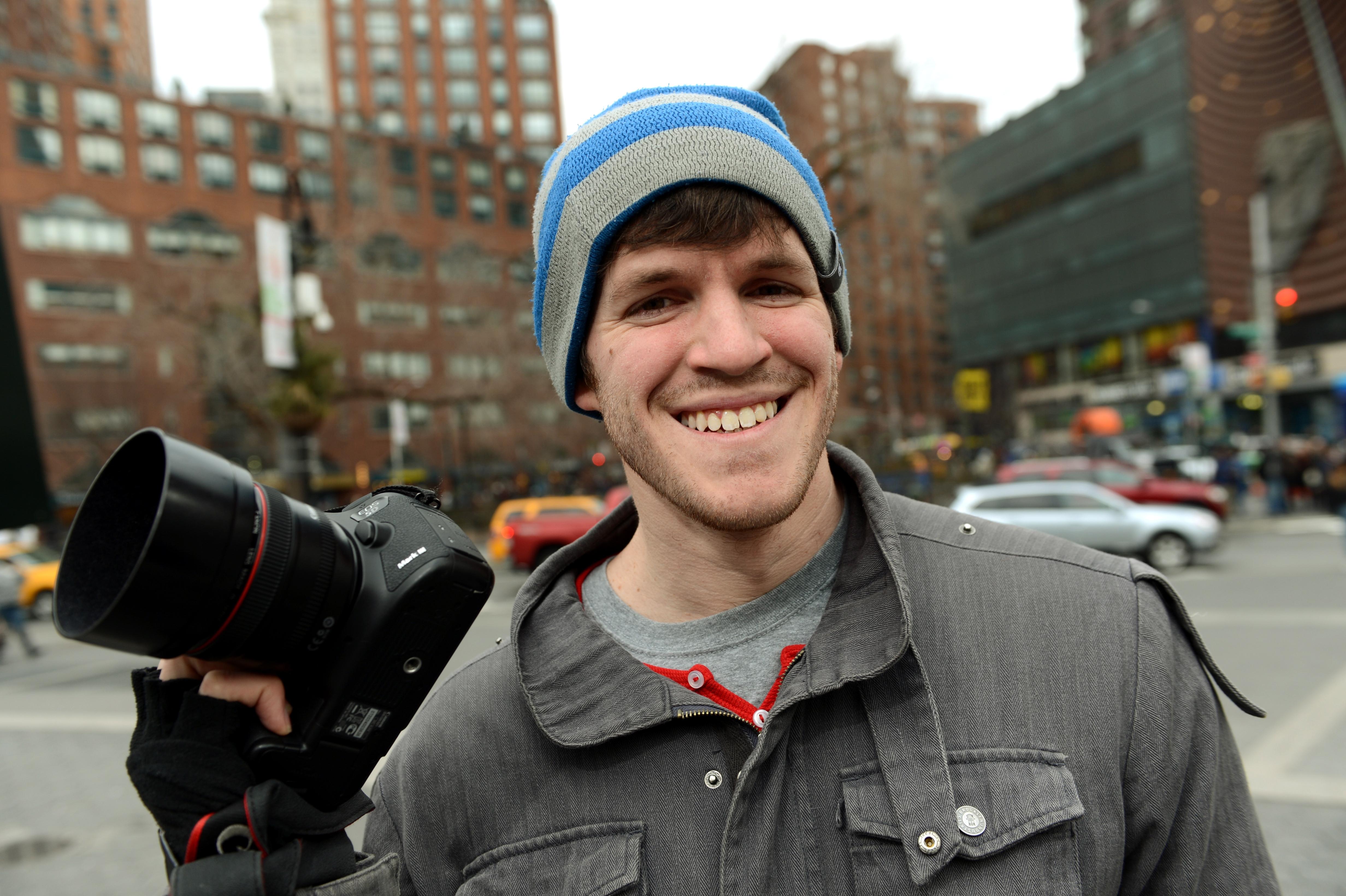 Brandon Stanton. (Photo: Getty)