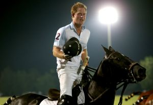 It's hard to resist the allure of looking like Prince Harry. (Photo: Getty Images)