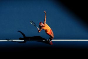 Vandeweghe's serve is one of the biggest on the WTA Tour. (Photo: