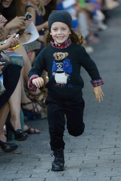 Rachel Zoe's son, Skyler Berman (Photo by Fernanda Calfat/Getty Images)