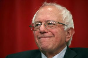 Is Bernie Sanders really unelectable? (Photo by Justin Sullivan/Getty Images)