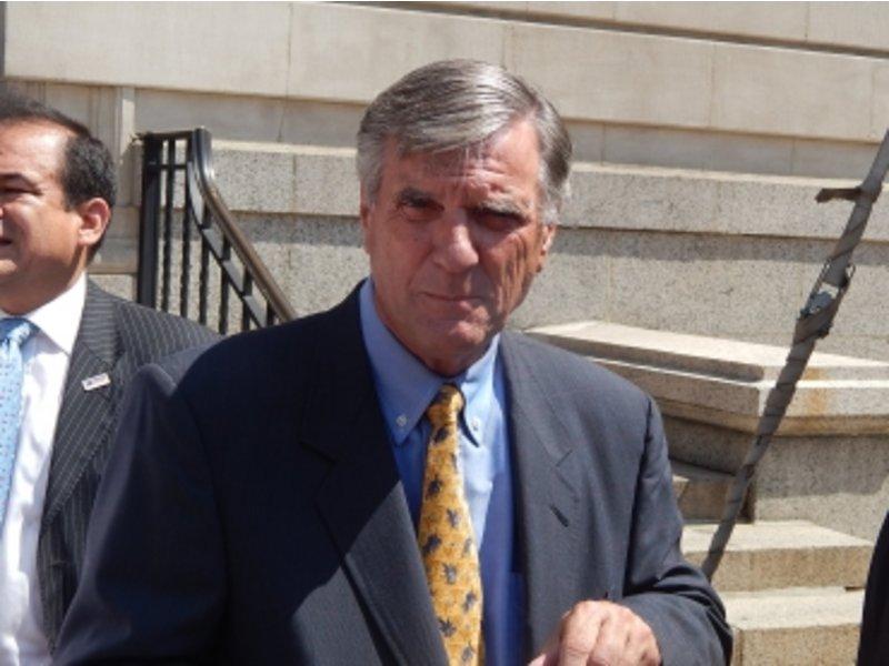 Ocean County GOP Chairman George Gilmore