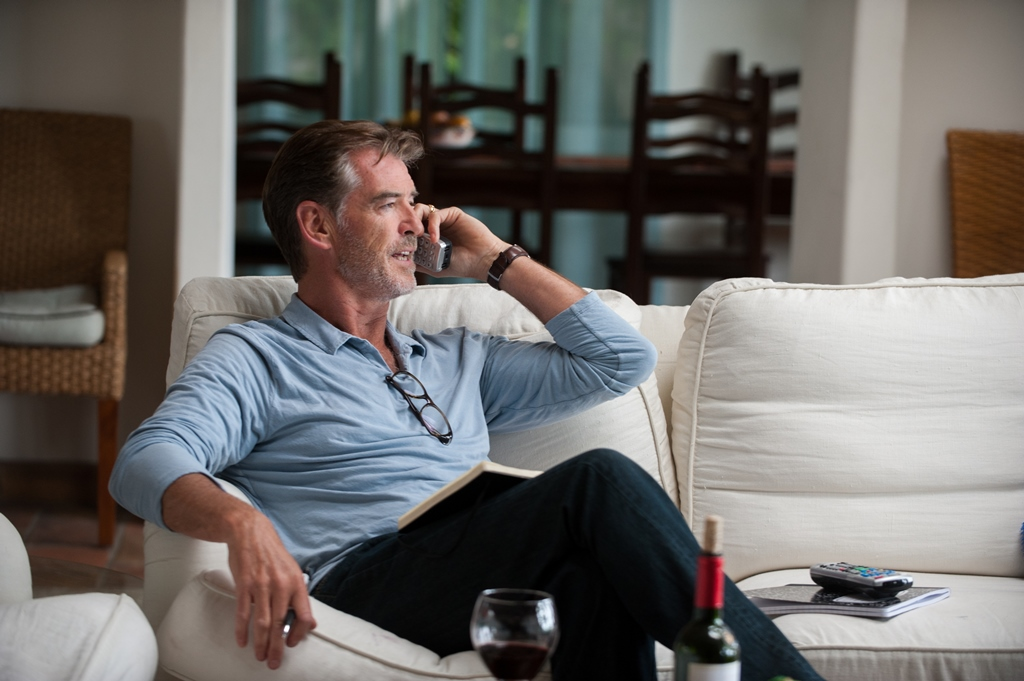 Pierce Brosnan in Some Kind of Beautiful.