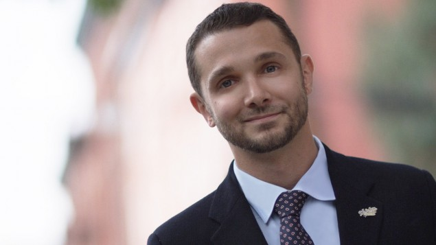 Mike DeFusco is running for a seat on Hoboken's City Council.