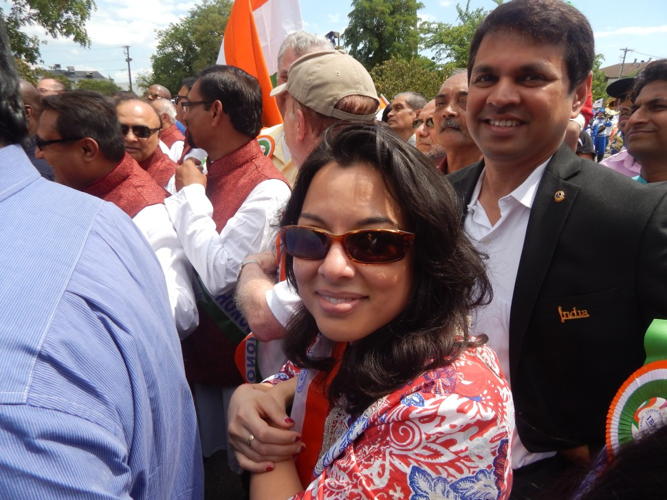 Councilwoman Shah