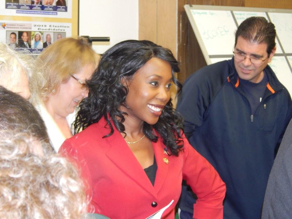 North Plainfield Councilwoman Keiona R. Miller