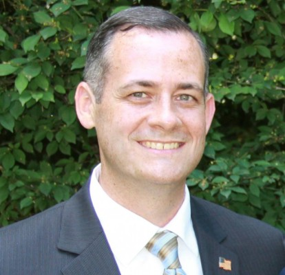 Ken Tyburczy is one the Republican challengers for a seat on the Bergen County Board of Chosen Freeholders