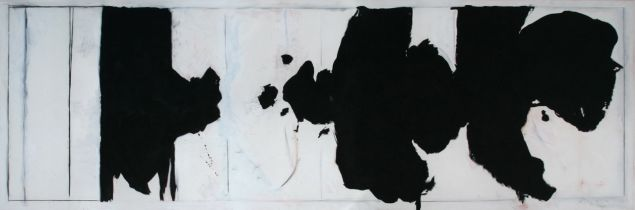 Reconciliation Elegy, 1977 by Robert Motherwell.