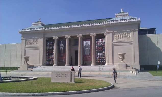 New Orleans Museum of Art. (Photo: Wikimedia Commons)