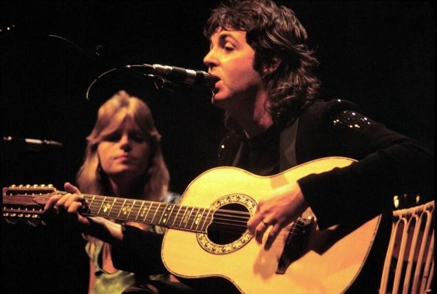 Paul McCartney is left- handed, so left-handedness isn't all bad, right? (Photo: Google Commons)