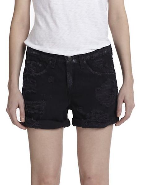 Rag & Bone Distressed Boyfriend Shorts, $190