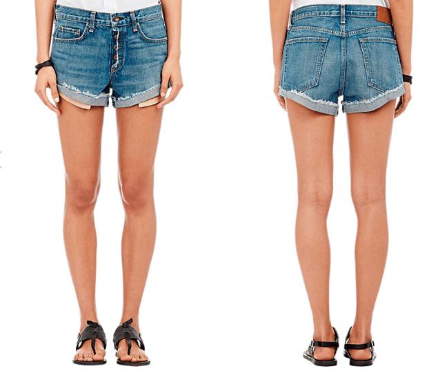 Rag & Bone Marilyn Shorts, $198