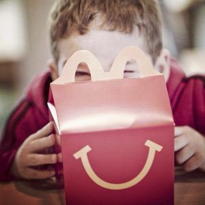 A new bill would put nutritional restrictions on kids fast food meals. Photo: Facebook/McDonalds)