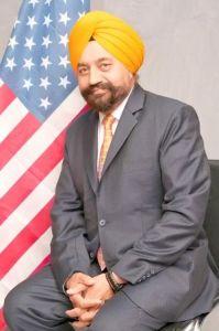 Satnam Singh Parhar. (Photo: Parhar Campaign)