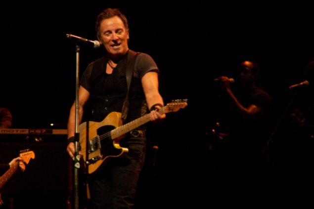 Forty years later, there's still nobody who rocks like Bruce. (Photo: Google Commons)