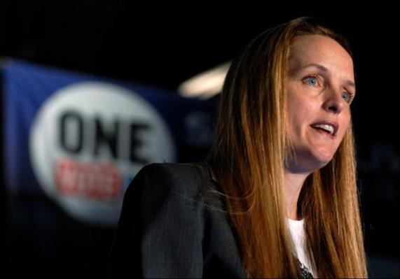 Susan McCue of the General Majority PAC