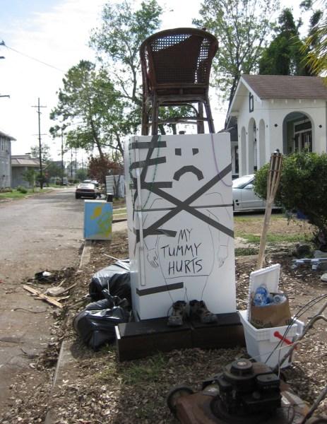Tummy Hurts Fridge. (Photo: Wikimedia Commons)