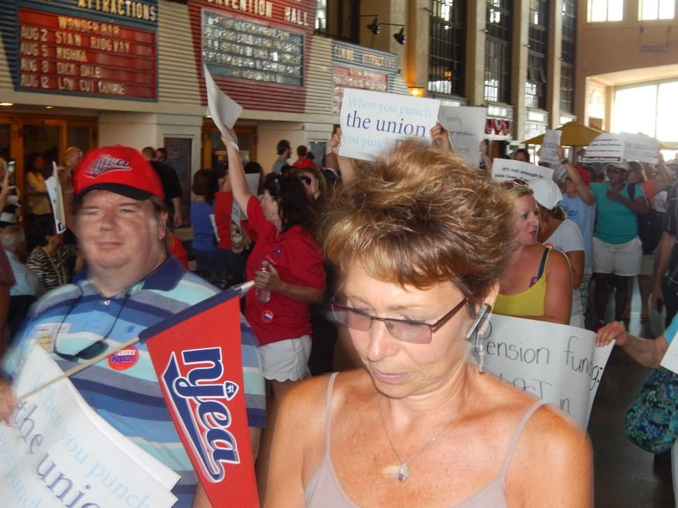 LD16 Democrat Marie Corfield joins the stampede.