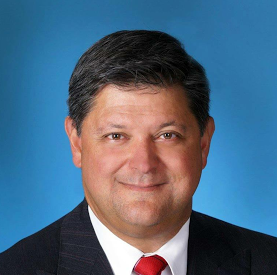 Carlos Rendo is one of the candidates for Woodcliff Lake Mayor.