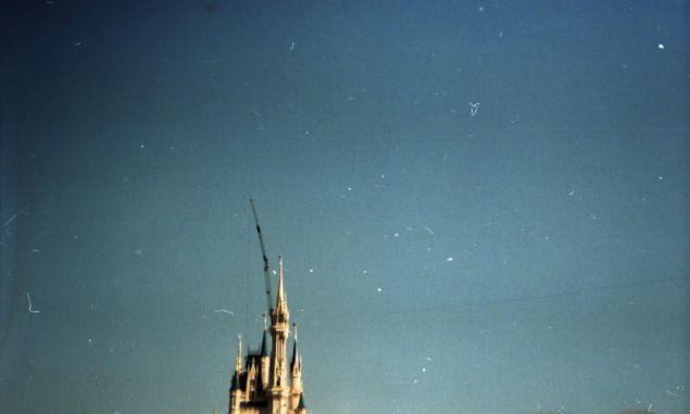 Isaac Pool's Magic Kingdom, Disney World, FL