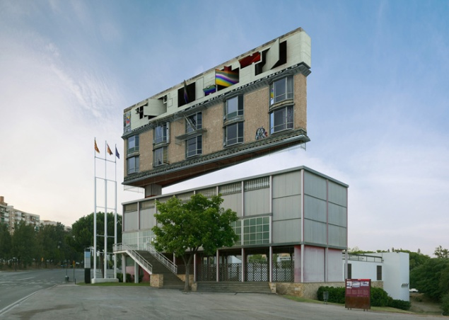 Victor Enrich, Measure, 2015. (Photo: Courtesy Storefront for Art and Architecture)
