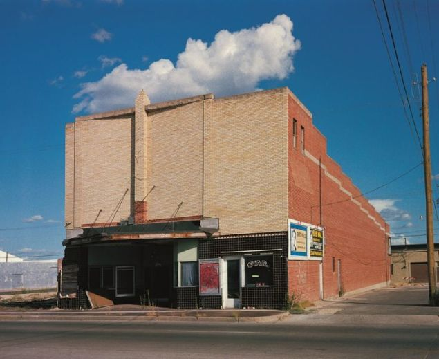 """Wim Wenders, """"Star,"""" Odessa, Texas, 1983, from Written in the West, Revisited. (Photo: Courtesy D.A.P./Distributed Art Publishers)"""