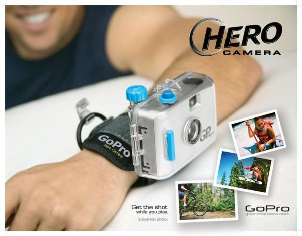 First GoPro product and marketing. Not so great huh?