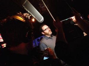 Science Mike McHargue prefers podcasting