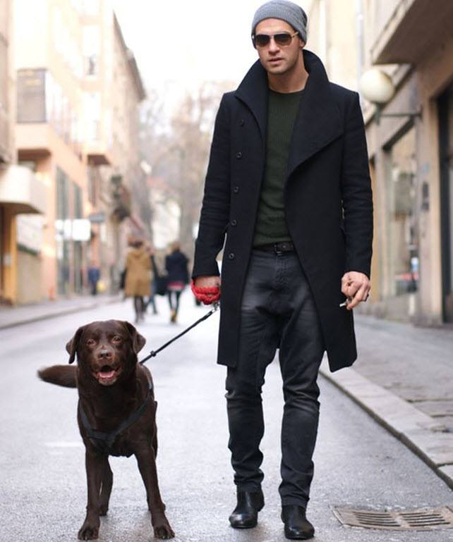 """""""His name is Cocoa Puffs but he's diabetic. He's a dog though, so the irony is probably lost on him. Is there any pay involved for this? I'm kind of a model."""" (Photo: Boring Humans of New York)"""
