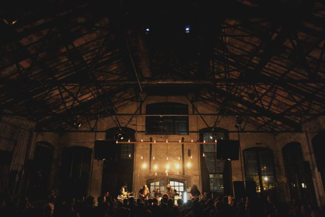 Basilica Soundscape 2014. (Photo: Courtesy of Basilica Soundscape)