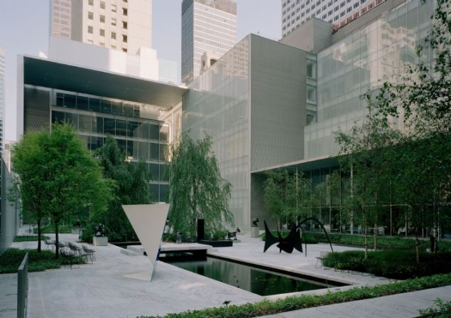 Kohn Pedersen Fox redesigned MoMA in 2004. (Photo: KPF)