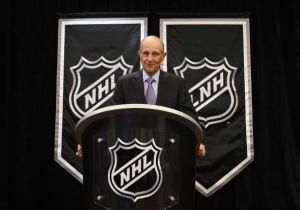 Mr. Jacobs is the owner of the Boston Bruins hockey team. (Bruce Bennett/Getty Images)