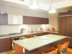 """The """"elaborate open chef's kitchen."""" Still waiting on where """"elaborate"""" fits in here. (StreetEasy)"""